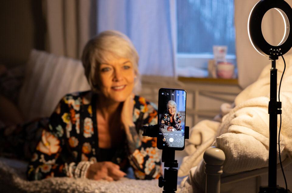 Selbstportraits mit dem Smartphone